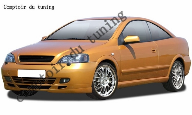 front spoiler opel astra g coupe convertible fiche. Black Bedroom Furniture Sets. Home Design Ideas