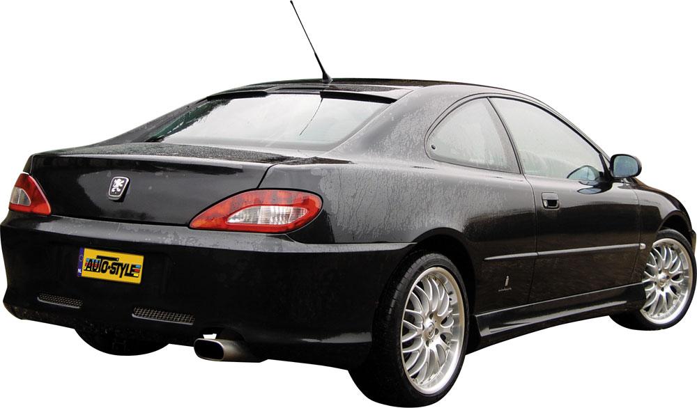 Accessoires ext rieur carrosserie pour peugeot 406 comptoir du tuning - Kit carrosserie peugeot 406 coupe ...