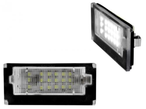 eclairage de plaques led mini la paire fiche produit comptoir du. Black Bedroom Furniture Sets. Home Design Ideas