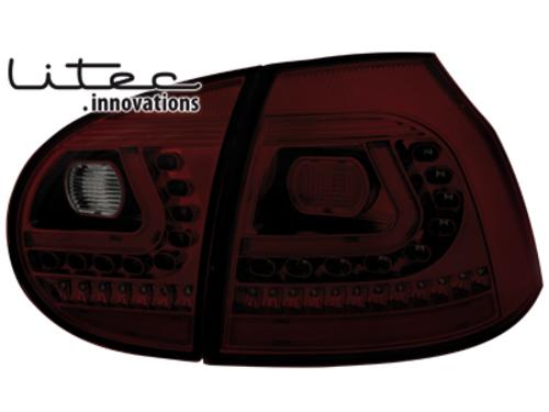 litec feux arri re led vw golf v 03 09 rouge fum la paire fiche. Black Bedroom Furniture Sets. Home Design Ideas