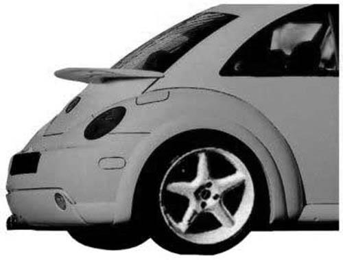 aileron vw new beetle cup sans feu fiche produit comptoir du tuning. Black Bedroom Furniture Sets. Home Design Ideas
