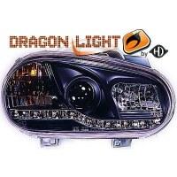 Phare Kit de projecteurs principaux 97-03 KLARGL.SCHW. H1/H1