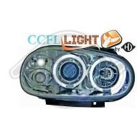 Phare Kit de projecteurs principaux 98-02 H1+H1 FÜR LWR