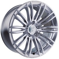 Rondell 0049 [8,0 x 18] Glanz Silber