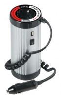 CONVERTISSEUR 12V/220V AVEC USB 150A