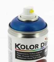 KOLOR DIP PEINTURE FINITION BLEUE METALLIQUE - SPRAY 400 ML