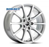 BORBET BL5 Argent [8 x 17] ET48 5x108