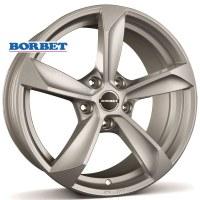 BORBET S Argent [8 x 17] ET40 5x108