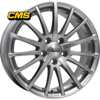 CMS C16 Argent [7.5 x 17] ET48 5x108