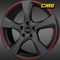 CMS C18 MB-Red [7.5 x 17] ET45 5x108