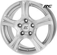 RC DESIGN RC 14 Argent [7.5 x 17] ET45 5x108