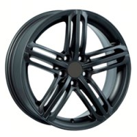 Jantes alu WHEELS ALADIN [8.00 x 19] <br>MATT BLACK