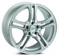 WHEELS ASTERIX [8.00 x 19] <br>SILVER POLISHED
