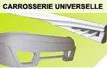 Elements carrosserie universels