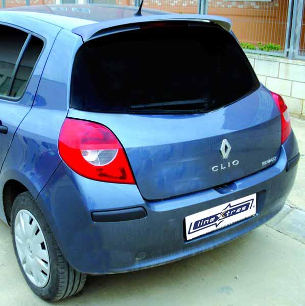 Pare Chocs Avant Pour Renault Clio 3 2005 2008