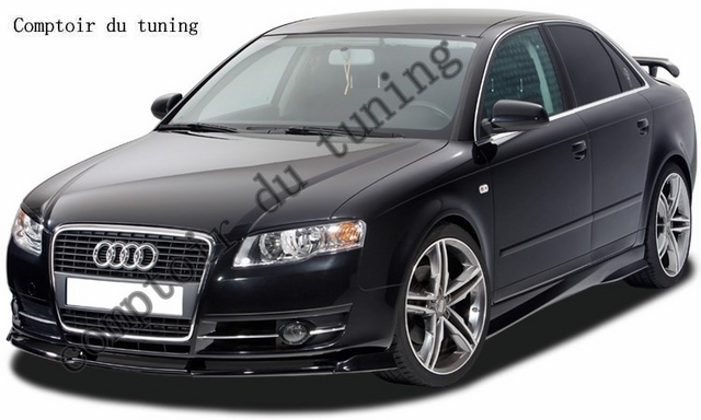 accessoires ext rieur carrosserie pour audi a4 8e comptoir du tuning. Black Bedroom Furniture Sets. Home Design Ideas