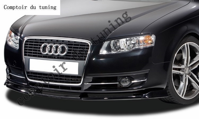 accessoires ext rieur carrosserie pour audi a4 8h comptoir du tuning. Black Bedroom Furniture Sets. Home Design Ideas
