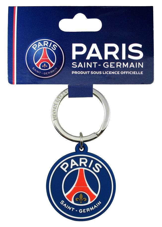 Porte clefs caoutchouc logo psg comptoir du tuning - Le comptoir du caoutchouc ...