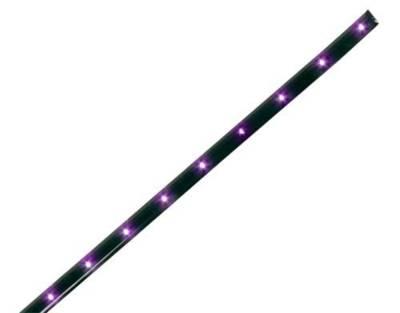 bande adhesive 20cm 10 led violet comptoir du tuning. Black Bedroom Furniture Sets. Home Design Ideas