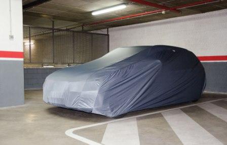 Housse de voiture interieur velours taille xxl comptoir du tuning - Housse voiture exterieur ...