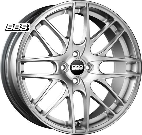 BBS CS 4 Argent