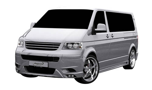 accessoires ext rieur carrosserie pour volkswagen t5 comptoir du. Black Bedroom Furniture Sets. Home Design Ideas