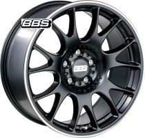 BBS CH Black Edition