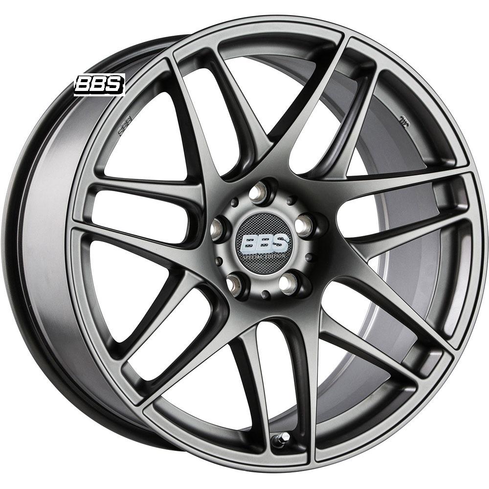 BBS CX-R Platinum Matte