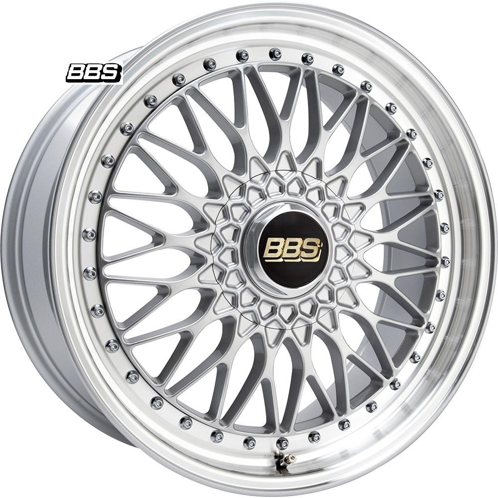 BBS Super RS Argent