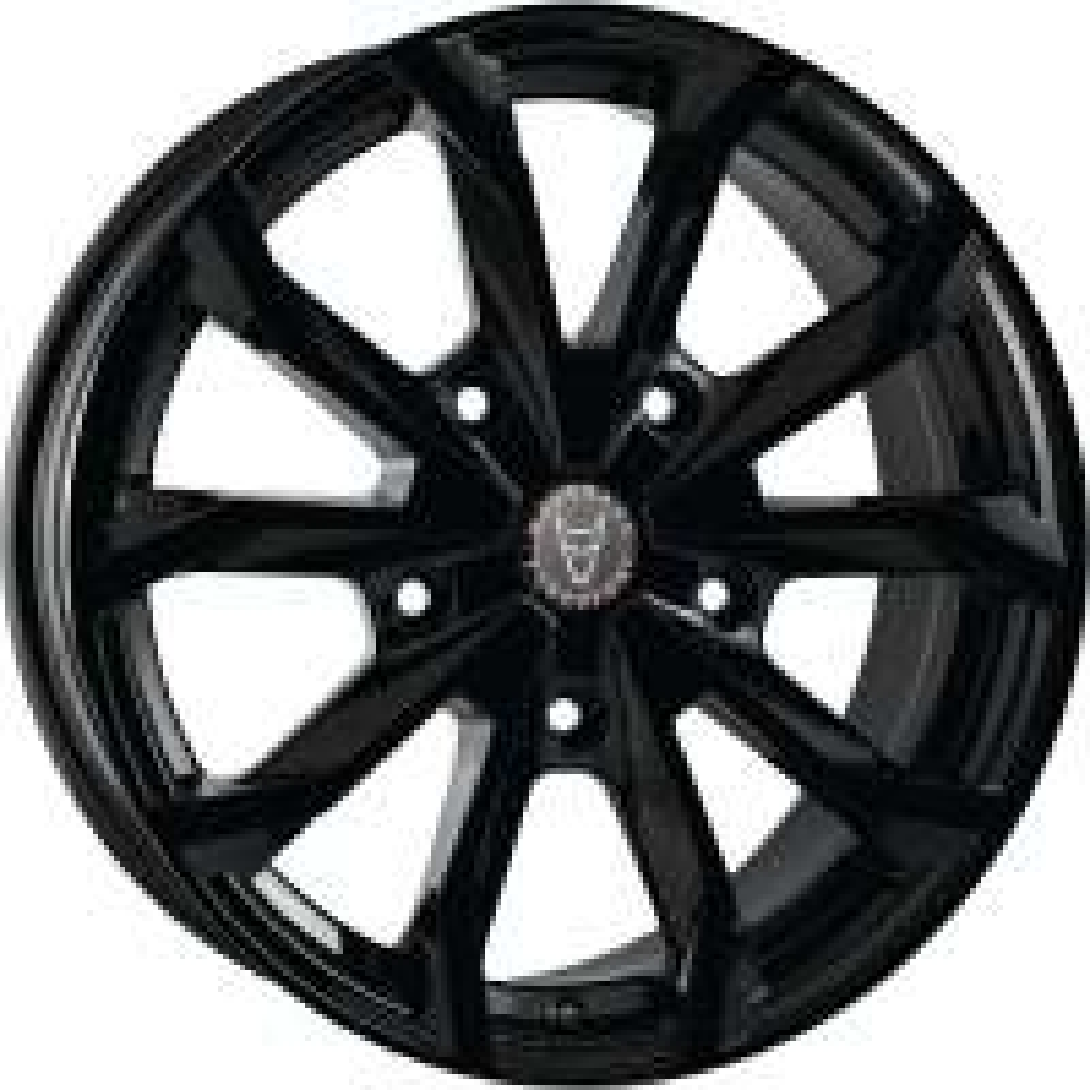 Demon Wheels Eurosport Assassin TRS Gloss Black
