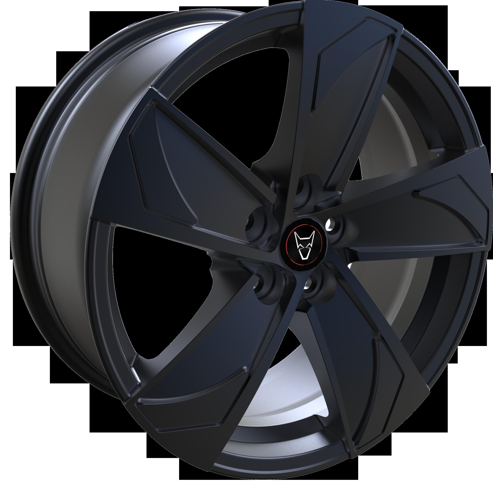 Demon Wheels Eurosport AD5 Gloss Black