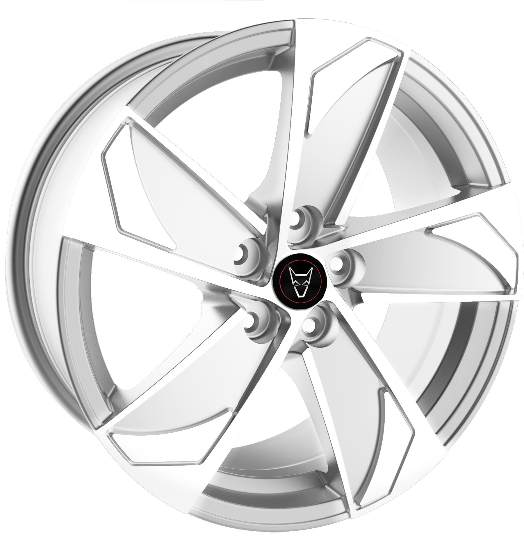 Demon Wheels Eurosport AD5T Silver / Polished