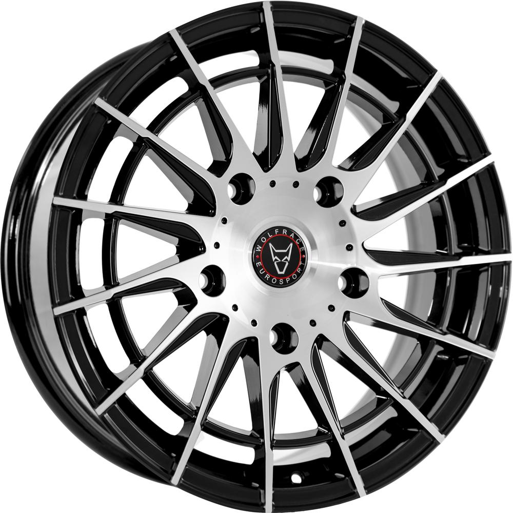 Demon Wheels Eurosport Aero Super-T Gloss Black / Polished
