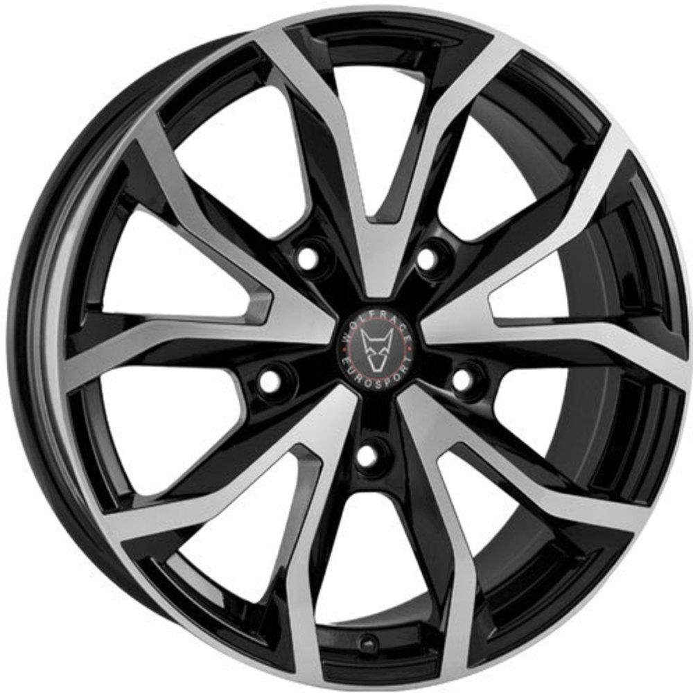 Demon Wheels Eurosport Assassin TRS Gloss Black / Polished