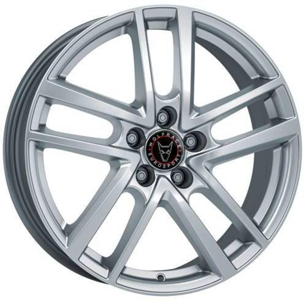Demon Wheels Eurosport Astorga Polar Silver