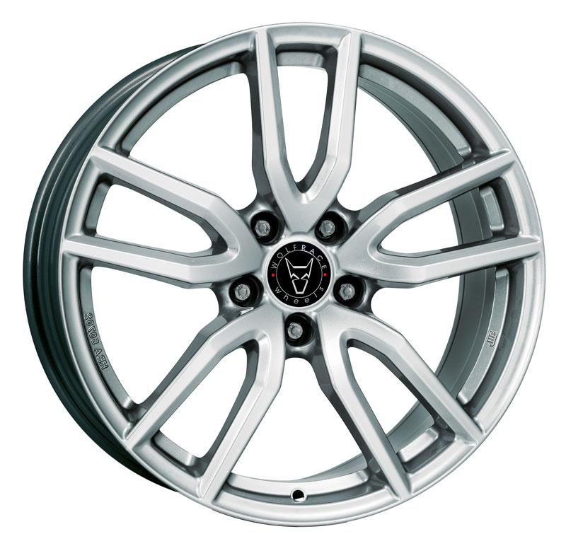 Wolfrace GB Torino Polar Silver