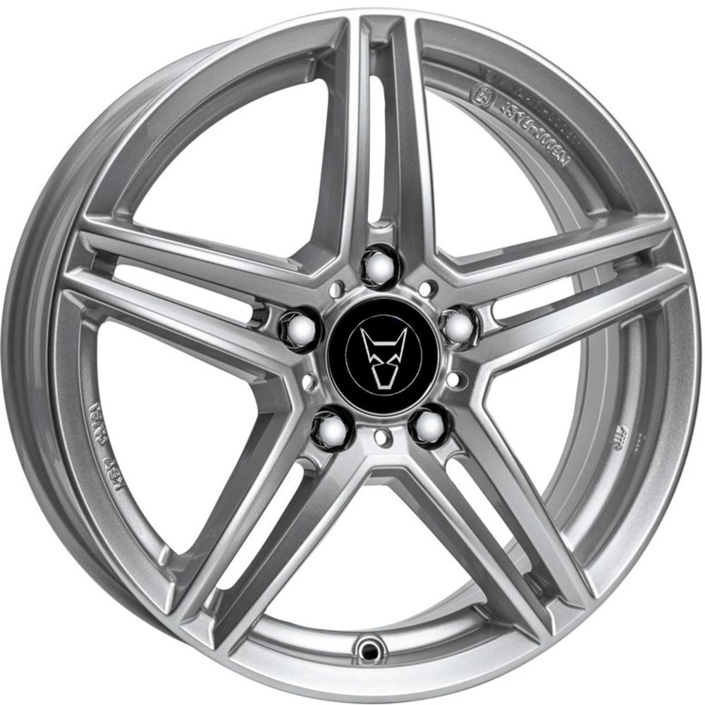 Demon Wheels Eurosport M10 Polar Silver