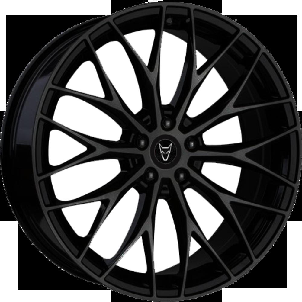 Demon Wheels Eurosport Wolfsburg Gloss Black
