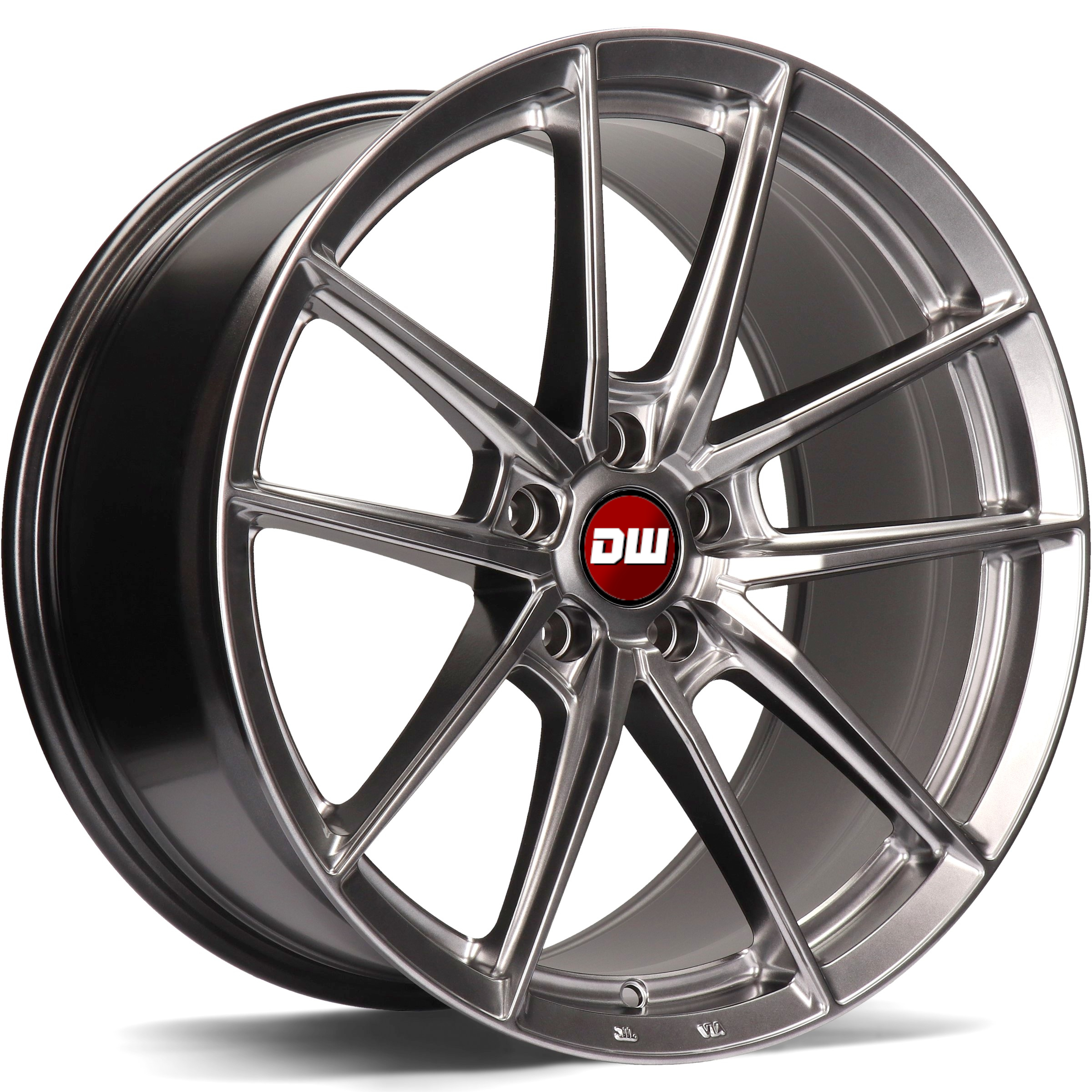 DW Wheels DWCF-A Noir
