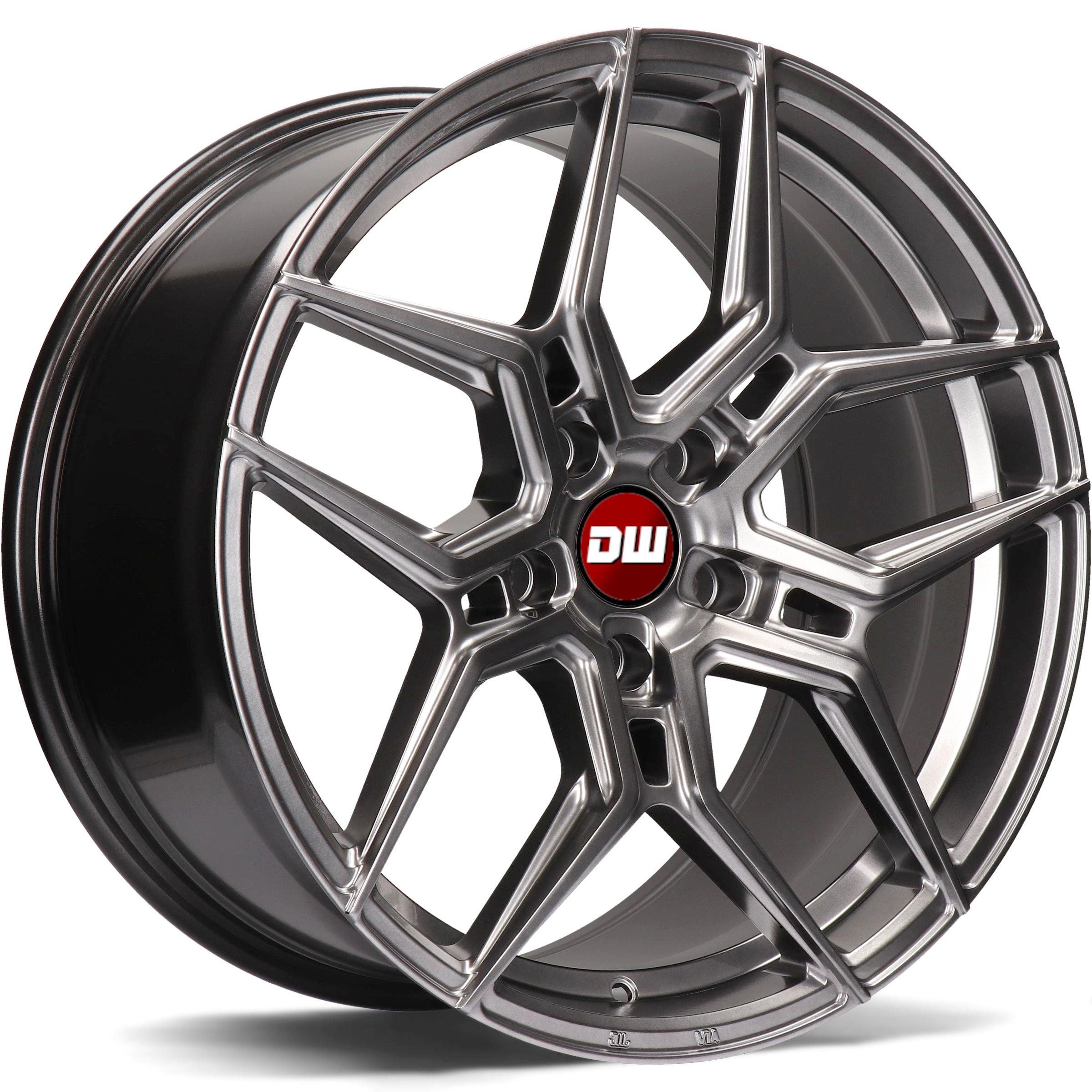 DW Wheels DWV-B Noir