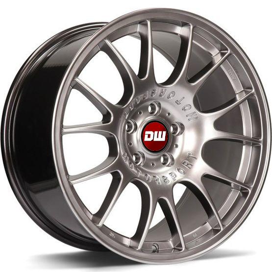 DW Wheels DWV-H Noir