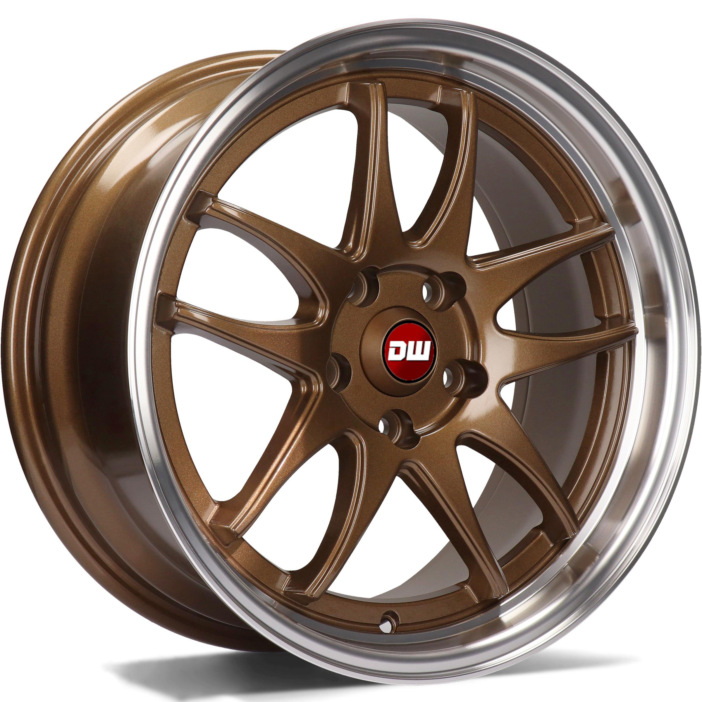DW Wheels DWV-I Bronze bord Poli