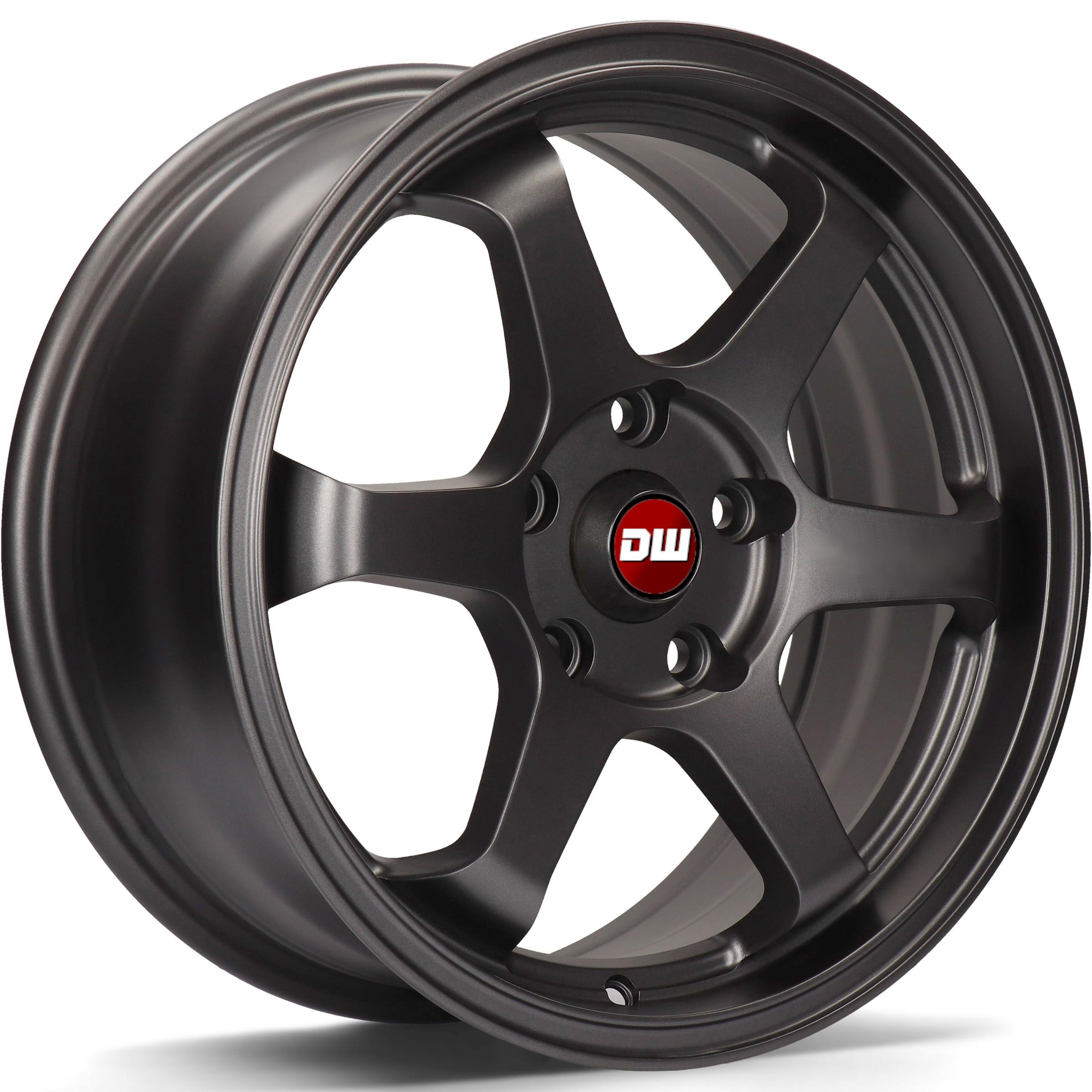 DW Wheels DWV-J Noir Gunmetal