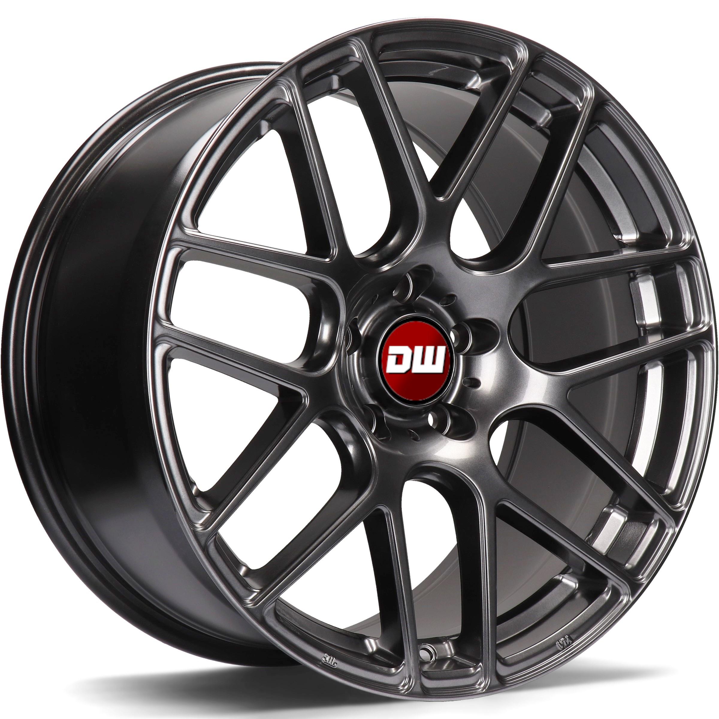 DW Wheels DWV-L Noir