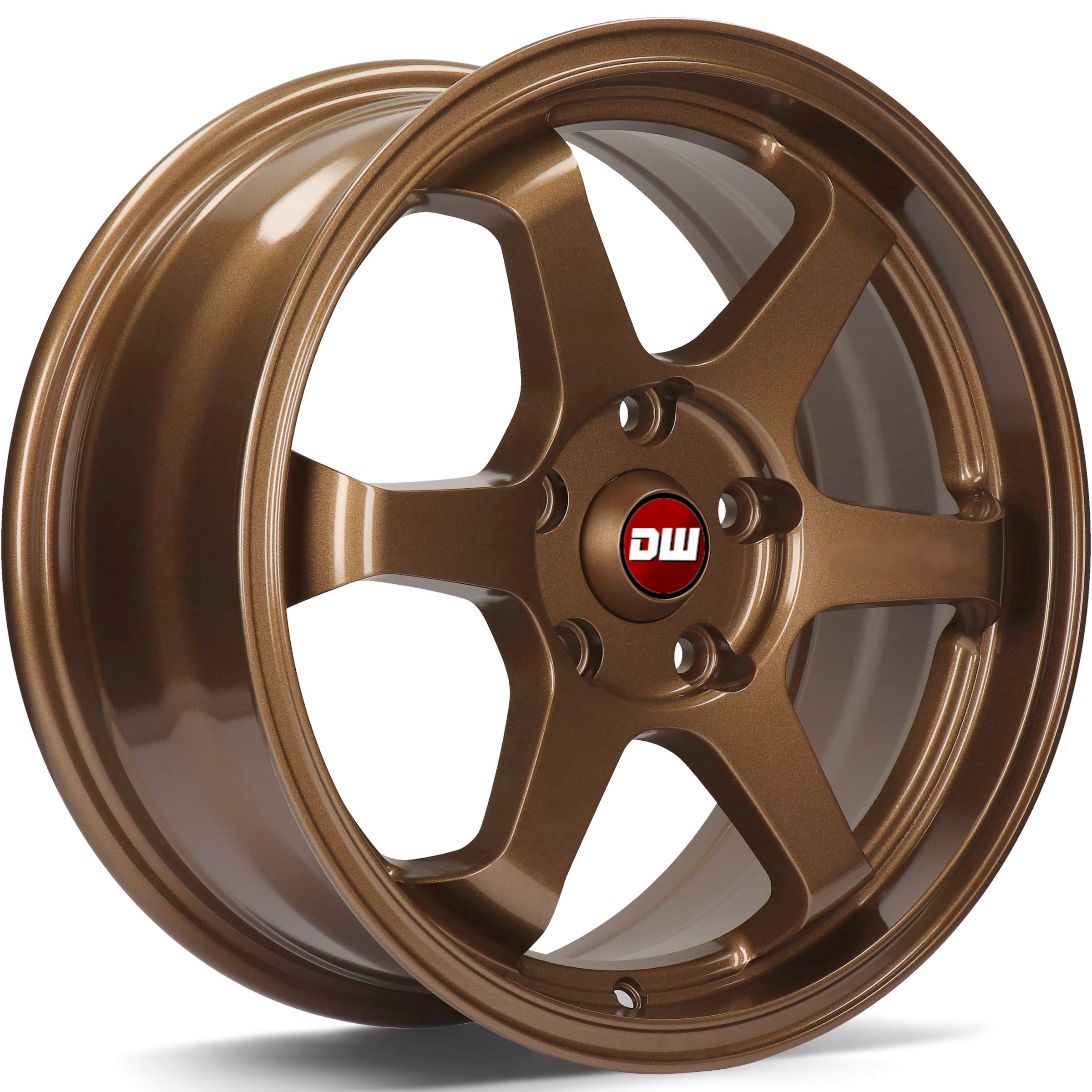 DW Wheels DWV-J Bronze
