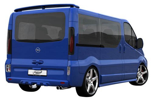 accessoires ext rieur carrosserie pour renault trafic. Black Bedroom Furniture Sets. Home Design Ideas