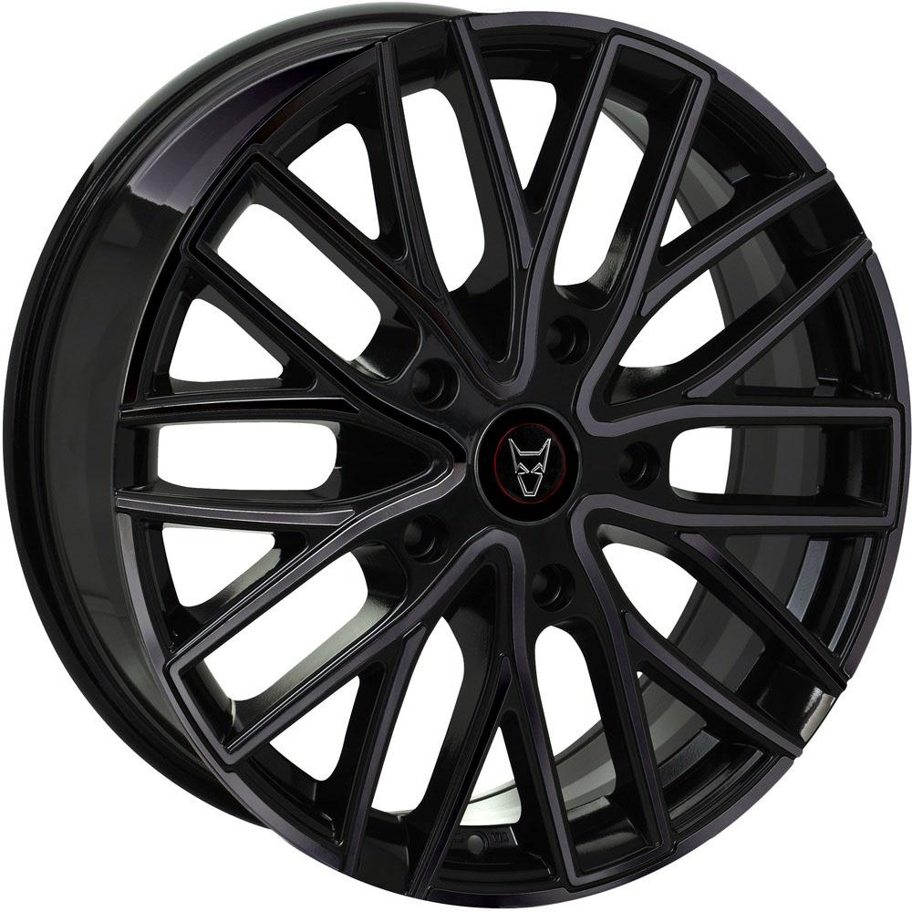 Demon Wheels Eurosport GTR Gloss Black