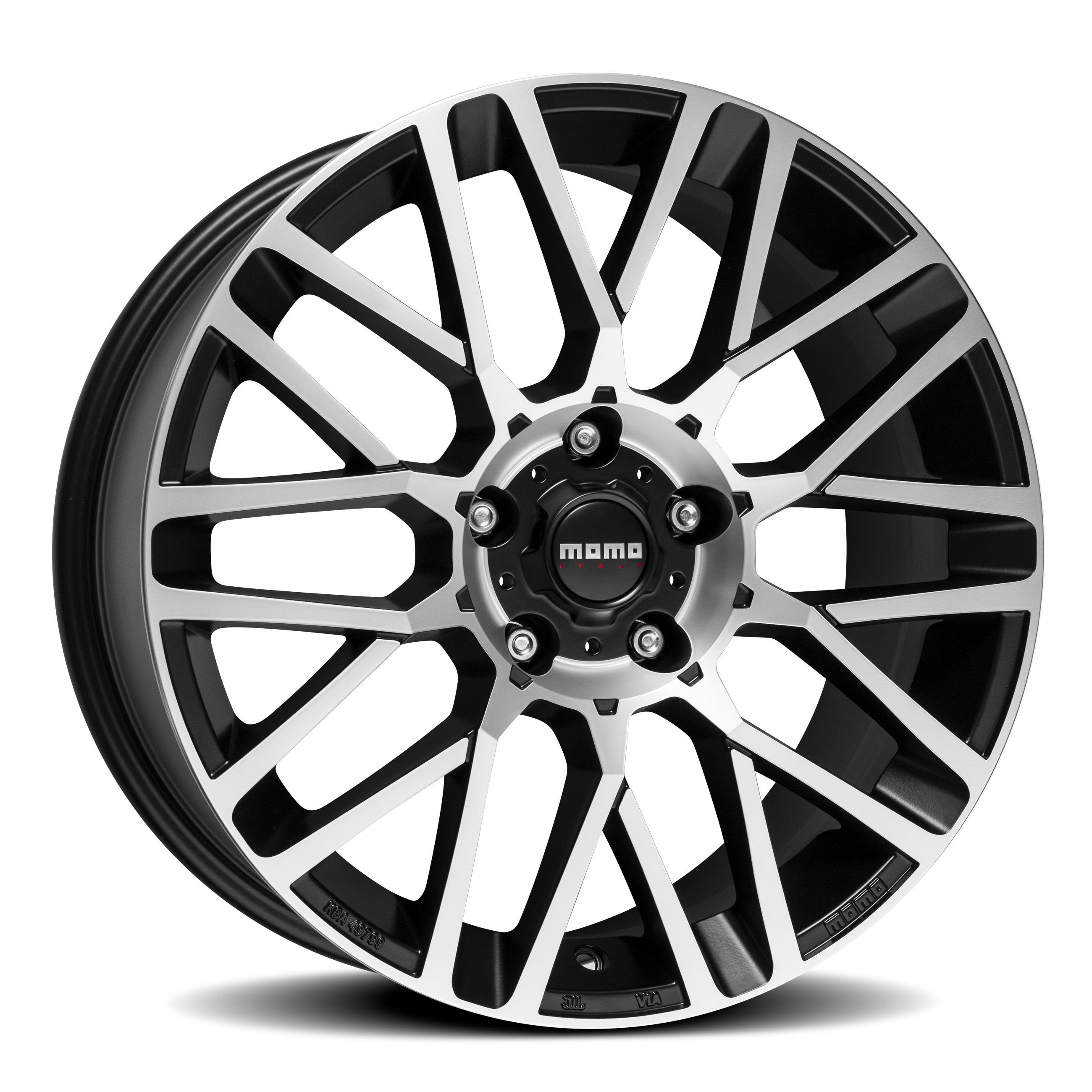 Jantes Alu Momo Revenge Evo 8 X 17 Et35 5x112 Pour Audi R8