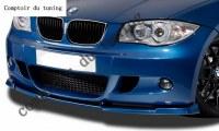 Front Spoiler VARIO-X BMW 1SERIE E81 / E87 (M-package