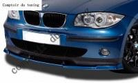 Front Spoiler VARIO-X BMW SERIE 1 E81 / E87 -2007